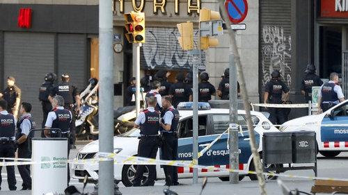 The attack in Barcelona is the latest in a series in recent years