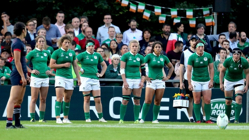 Ireland's women finished eighth at this year's World Cup