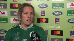 "Miller: ""The better team won"" | Women's Rugby World Cup"