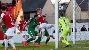 Cork were the victors when they met Sligo in May