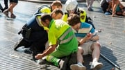 More than 100 people were injured in yesterday's attack in Barcelona
