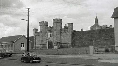 Portlaoise Prison in 1974