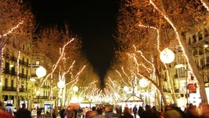 Barcelona's Las Ramblas by night. Photo: Mamboz https://www.flickr.com/photos/mamboz/
