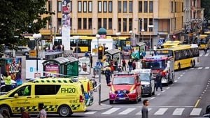 Two people died and eight were wounded in the attack in Turku