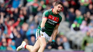 Lee Keegan has been a key player for Mayo in recent seasons