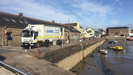 Dives under way in Youghal as part of Tina Satchwell investigation | RTÉ News