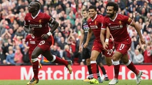 Sadio Mane will miss the next six weeks with a hamstring injury
