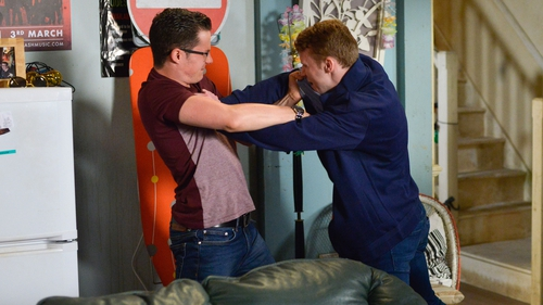 The scenes air on RTÉ One and BBC One this Thursday, August 24
