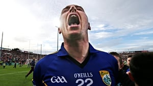 Kieran Donaghy in full voice with the Kingdom