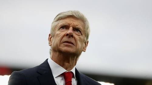 Arsene Wenger was unhappy following their first Premier League defeat to Stoke City in three years