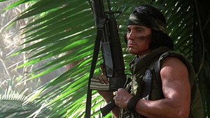 Sonny Landham as Billy Sole in Predator