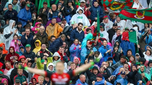 Brendan Harrison: 'The Mayo fans are one of the best out there'