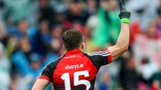 Kerry struggled to contain Mayo corner forward Andy Moran