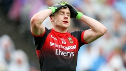 """Andy Moran: """"Today suited forwards"""" 