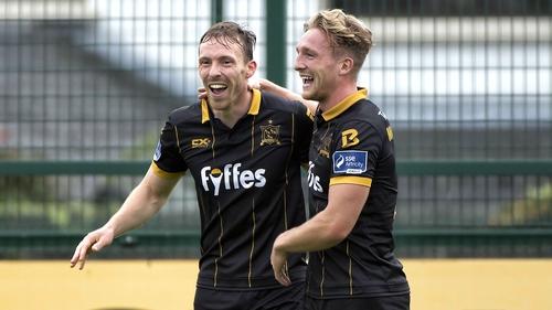 David McMillan and John Mountney were among the goals