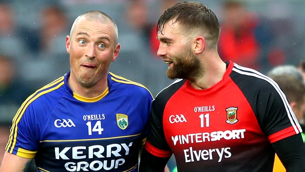 Mayo needed a replay to beat Kerry in last year's All-Ireland semi-final
