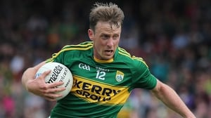 Donnchadh Walsh is struggling with a hamstring injury