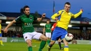 Cork City and Finn Harps clash tonight