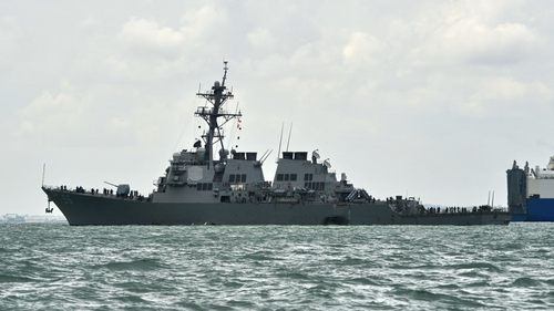 US Navy removes fleet commander after fatal collisions