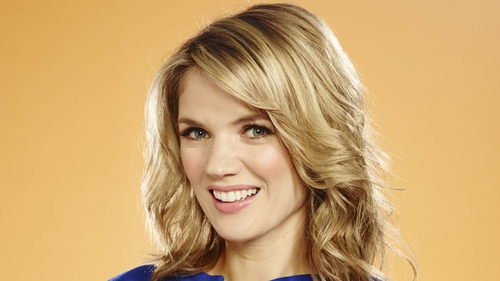 Charlotte Hawkins joins Strictly Come Dancing