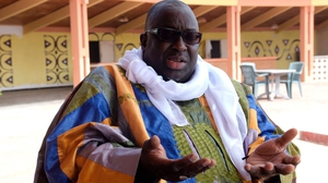 Papa Massata Diack is one of three officials banned for life