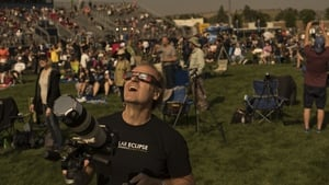 Skywatchers during the eclipse at Madras, Oregon