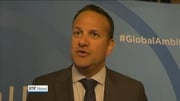 Nine News (Web): Taoiseach to visit Canadian border with US