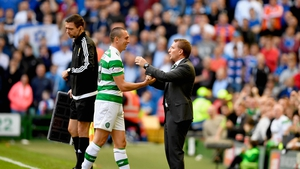 Scott Brown and Brendan Rodgers are within touching distance of reaching the Champions League group stages