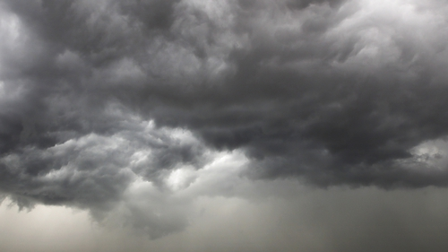 Met Éireann issues nationwide thunder warning