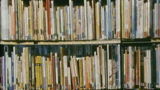 Ballyfermot Library Books (1982)