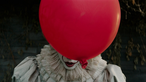 Pennywise is played to chilling perfection by Bill Skarsgard