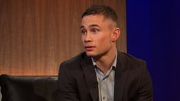 Carl Frampton & Barry McGuigan Interview (2010) | The Late Late Show