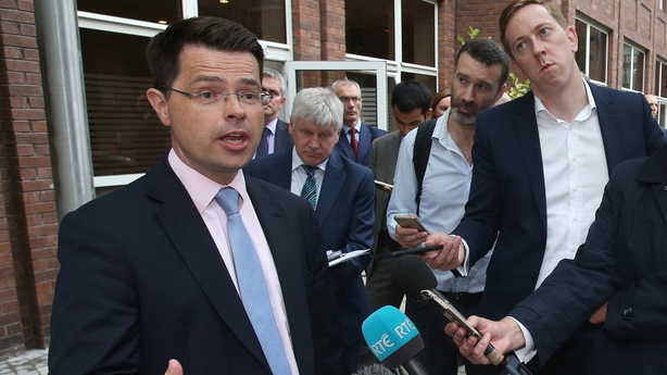 Governments to meet Stormont parties over power-sharing