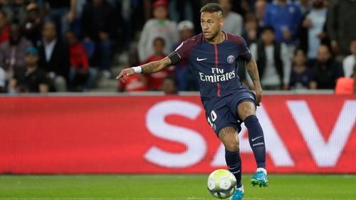 Neymar joined PSG for an eye-watering €222million