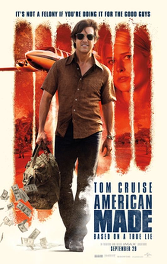 """American Made"", a  film by Doug Liman"