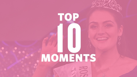 Top 10 Moments   The Rose of Tralee