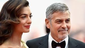 Amal and George Clooney's $500,000 pledge was matched by Oprah Winfrey, Steven Spielberg and Jeffrey Katzenberg