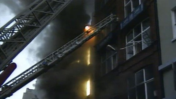 Grafton Street Fire (1987)