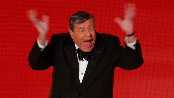 Jerry Lewis' rage about never-seen film