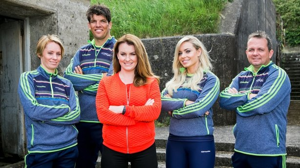 Derval O'Rourke on Ireland's Fittest Family
