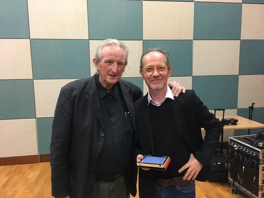 Míle Buíochas - Iarla Ó Lionáird and Micheál Ó Súilleabháin