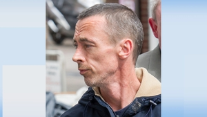 Cathal O'Sullivan is pleading not guilty to the murder of Nicola Collins in Cork on 27 March 2017