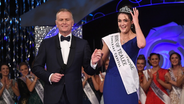 "Dáithí Ó Sé - ""I'm delighted for Jennifer... She will be a wonderful ambassador for the Rose of Tralee"""