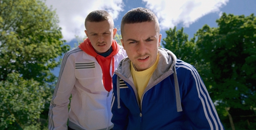 Young Offenders actor Chris Walley (left) joins Martin McDonagh play