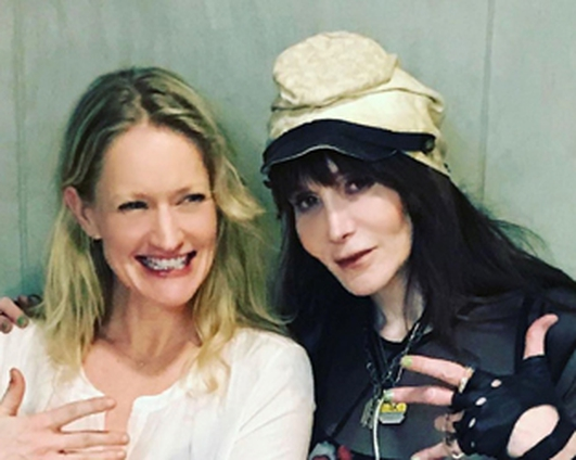 Laura Albert/JT LeRoy at the IFI