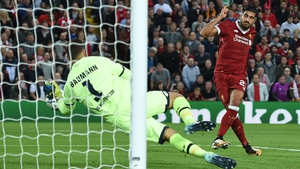 Emre Can fires home for Liverpool