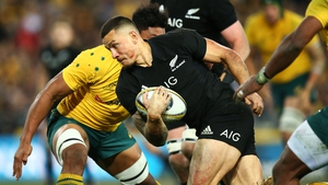 Sonny Bill Williams is still searching for his top form