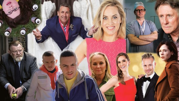 RTÉ has announced over 60 brand new shows