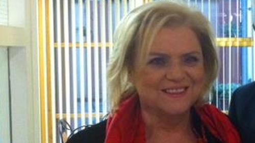 Charity worker Christina Noble threatened during home burglary