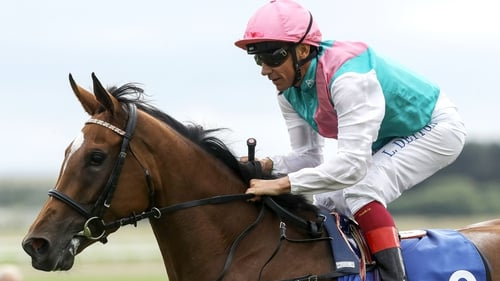 Enable was an impressive winner of the Chantilly feature